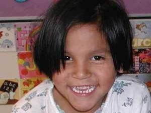 Tamra Keepness - missing girl - Police file photo - 2004